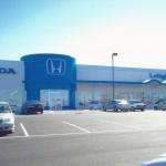Car dealership remodel complete