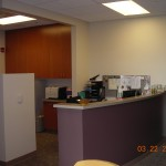 CM Wells' constructed secretary desk